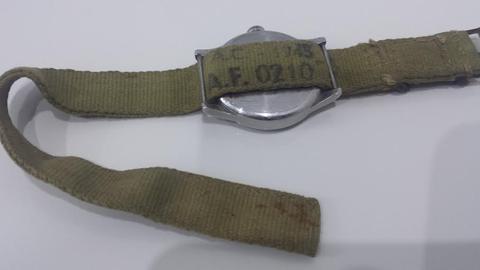 AF 0210 strap dated 1945