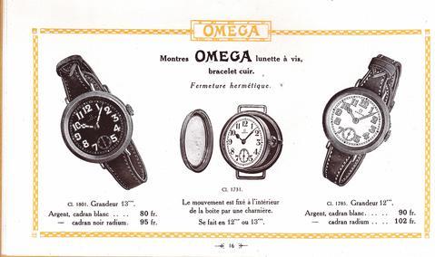 Omega 1917