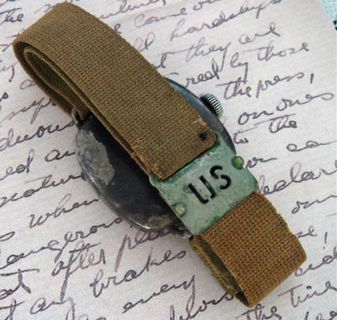 JF Sturdy: NATO Watch Strap History