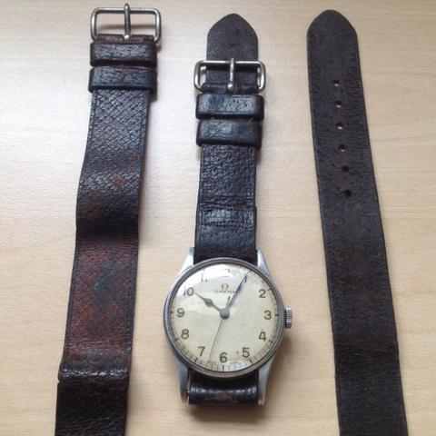 WWW pigskin straps: NATO Watch Strap History