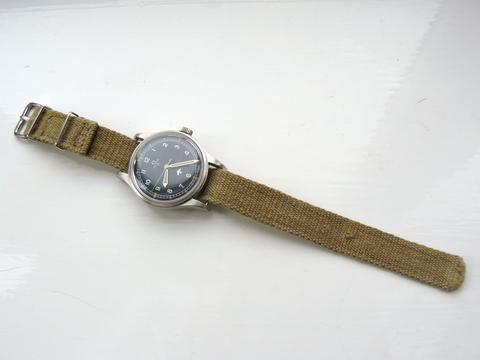 omega 53 def 3: NATO watch strap