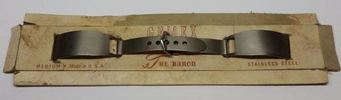 Gemex the baron: NATO Watch Strap History