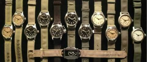 Hamilton ww2: NATO Watch Strap History