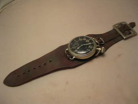 Waltham ww11: NATO Watch Strap History