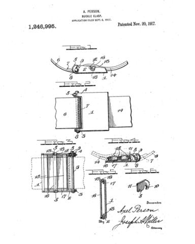 Person patent