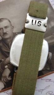 JF Sturdy strap: NATO Watch Strap History