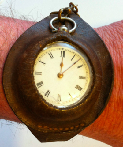 Garstin strap: NATO Watch Strap History