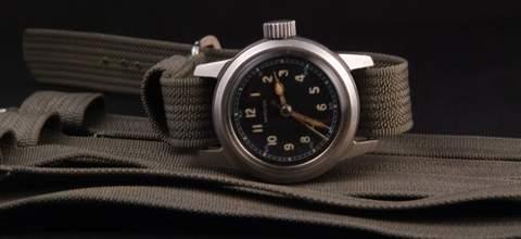 Bulova: NATO watch strap