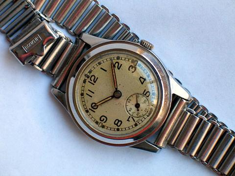 ATP enicar on Bonklip: NATO Watch Strap History