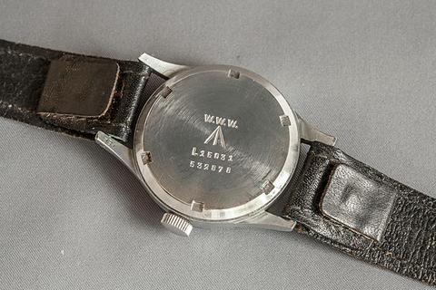 Record WWW on pigskin strap: NATO Watch Strap History