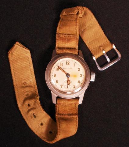 Bulova 1917-H: NATO watch strap