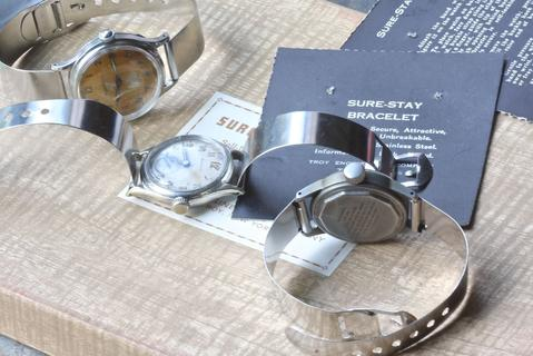 Sure stay: NATO Watch Strap History